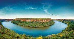 Chambal River Canyon, Rajasthan