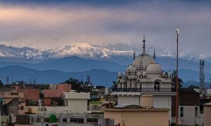 Coronavirus Effect Himalayas Have Started To Be Visible From Jalandhar