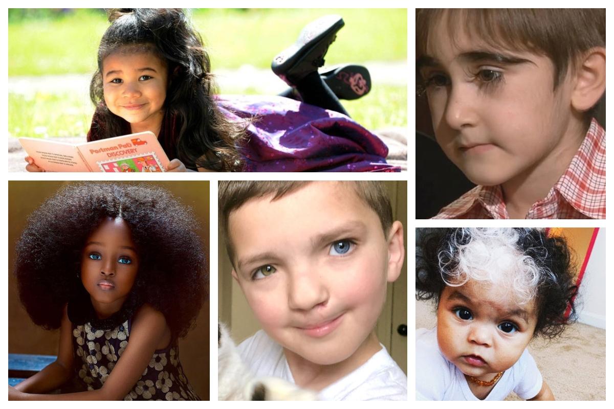 5 Unusual Kids in the World