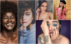 5 Women With The Most Unique Beauty