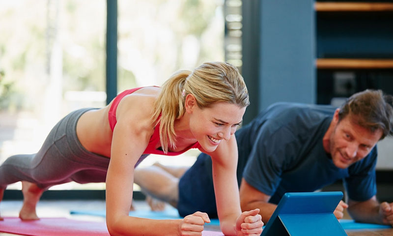 8 Tips To Ace Exercises At Home