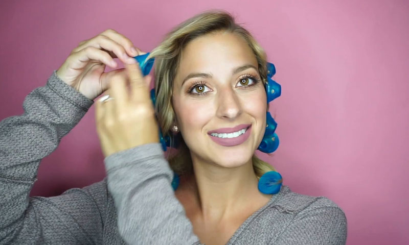 Ramp-Up Your Hair Game with These Heatless DIY Curls