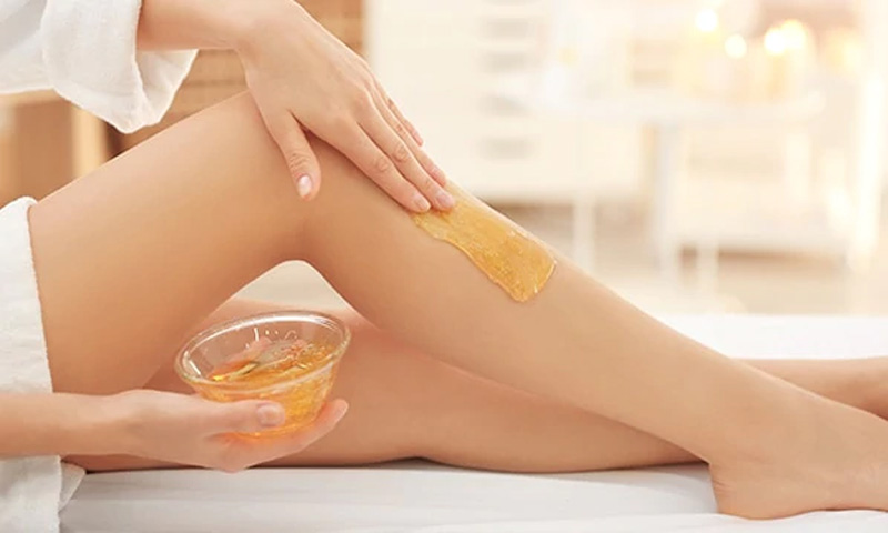 Salons Closed Make Your Very Own DIY Wax for a Smooth and Glowing Skin