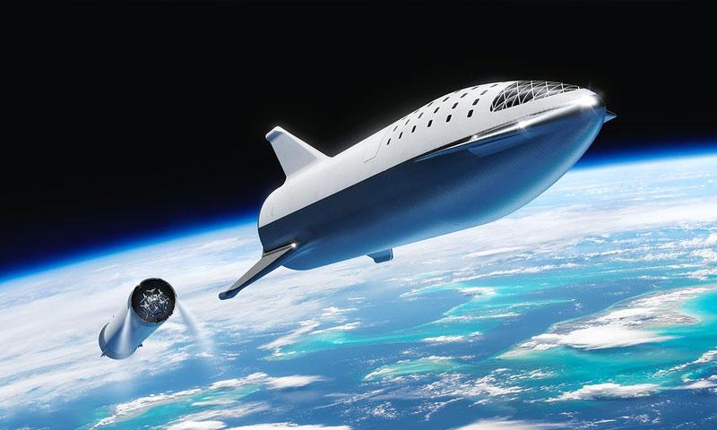 Space Tourism Emerging Of Private Spaceflight Era