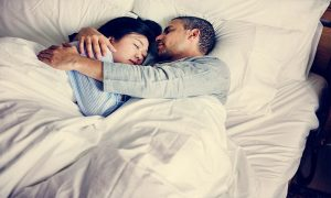 4 Surprising Effects of Cuddling with Your Partner