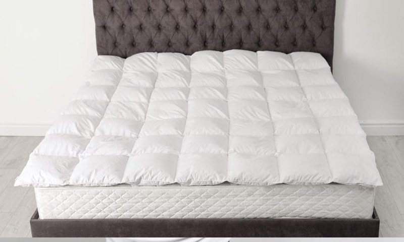 2. Beat Mattress with Stick