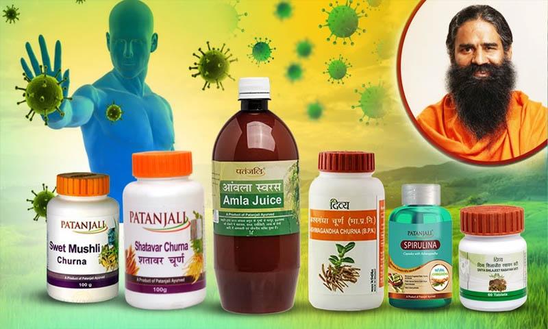 Baba Ramdev's Anti Corona Medicine Development