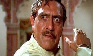 Amrish Puri as Baldev Singh in Dilwale Dulhania Le Jayenge