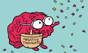 Why negative thoughts come in mind