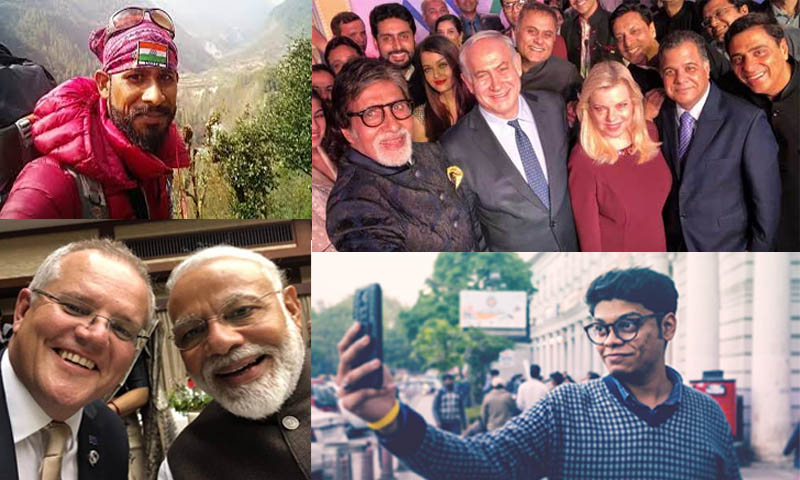 """Mai Apni Favourite Hoon""; Celebrating Self-Love with World Selfie Day"