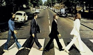 2. How can we not talk about the legendary Beatles?