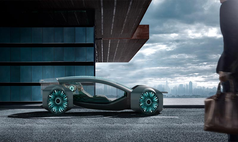 1. The Blade Runner: Renault EZ-Tournee Concept