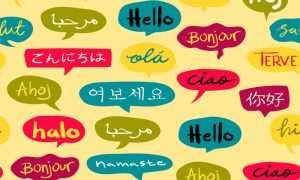 Now Proven: Thinking in a different language makes your life less messy