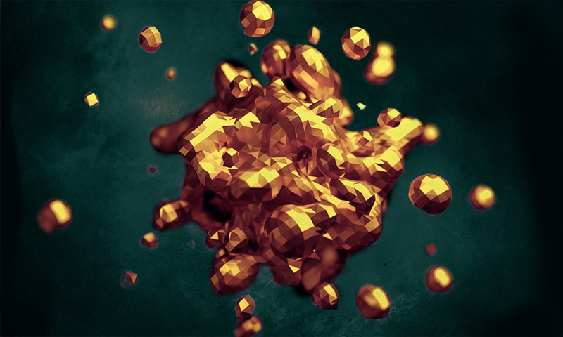 Super Solids – Basically a Superfluid that has its Molecules intact!