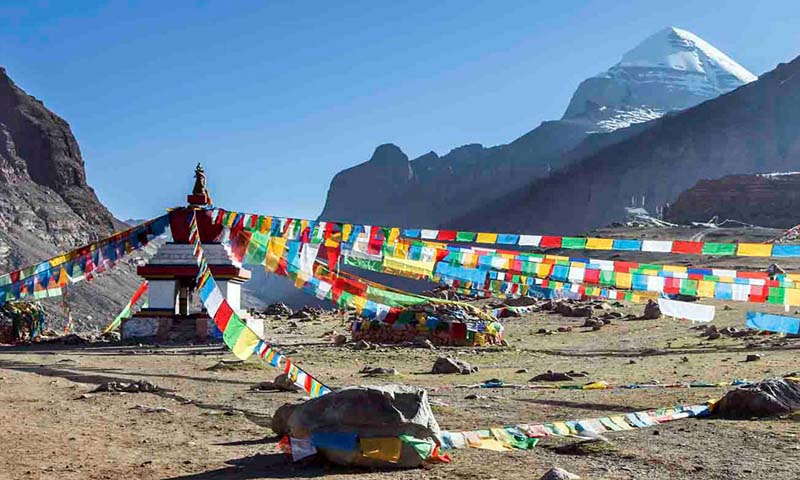 Kailash Mansarovar The Mysterious Mountain where Paranormal is Absolutely Normal