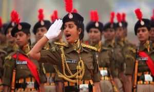 Permanent Commission for Women Officers in the Indian Army