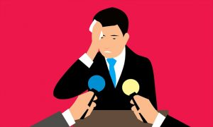 Public Speaking Reduces Anxiety and Not Cause It?