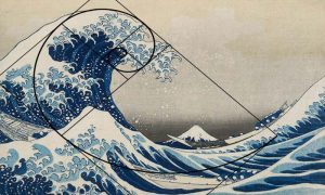 Golden Ratio and the Grander Scheme of Things