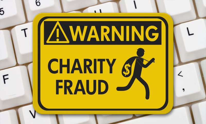 Online Covid Donation Scam Robs People Blind!