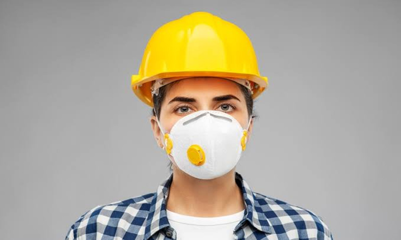 Health Ministry's Warning Against the Use of N-95 Masks with Valve Respirators!