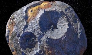 Asteroid Spotted that can be Worth $10,000 Quadrillion!