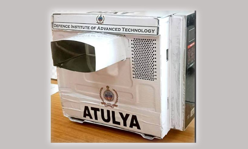 Atulya: Sanitization at Any Location Within 30 Seconds