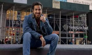 Akash Ahuja: First Indian Artist to have a Billboard in Times Square