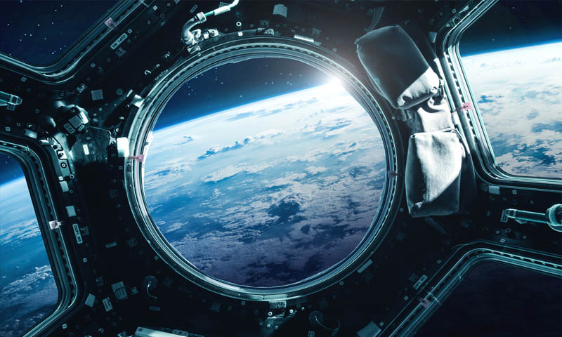 Space Tourism is the New Way to Vacation in Space!