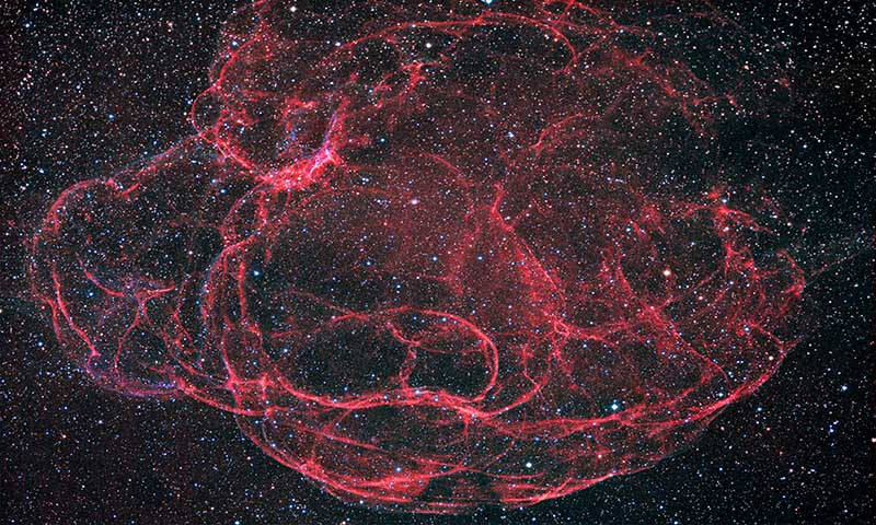 Is Supernova the Reason Life for Extinction 359 Million Years Ago?