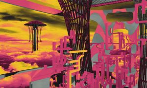 Virtual Gods: A 3-D Art Collaboration For A Post COVID World