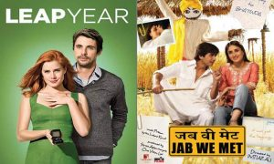 Hollywood Movies that Took Inspiration from Bollywood!
