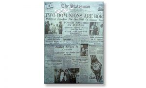 Tryst With Destiny: How Newspapers Covered 15 August 1947