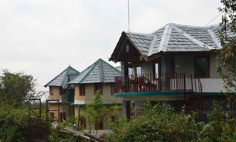 Workation Destination - Ghoomakad, Dharamshala, Himachal Pradesh
