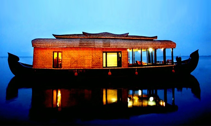 Workation Destination - House Boats, Alleppey, Kerala