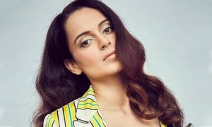 Kangana Ranaut Creates History by Becoming the First Actor to be Guarded by CRPF Personnel