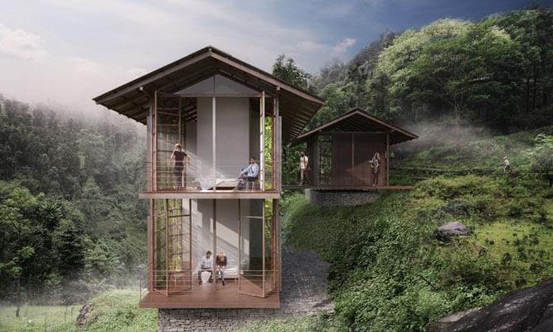 Workation destination - Pankhasari Retreat, Darjeeling, West Bengal